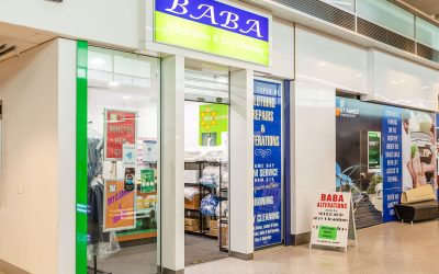 Baba Alterations & Dry Cleaners